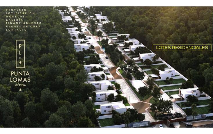 Foto de terreno habitacional en venta en  , temozon norte, m?rida, yucat?n, 1520387 No. 01