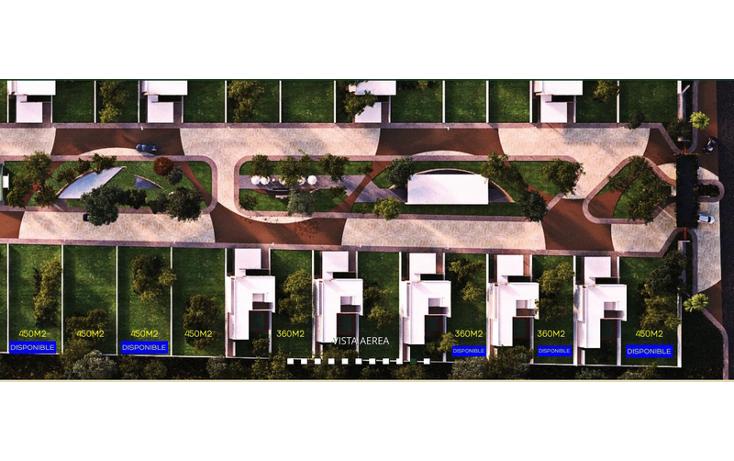 Foto de terreno habitacional en venta en  , temozon norte, m?rida, yucat?n, 1520387 No. 07
