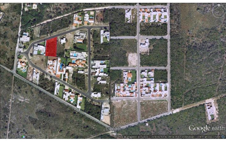 Foto de terreno habitacional en venta en  , temozon norte, m?rida, yucat?n, 1548682 No. 02