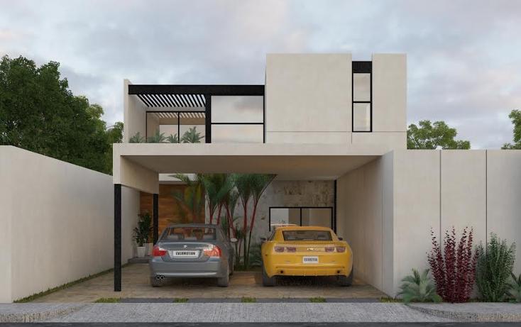 Foto de casa en venta en  , temozon norte, mérida, yucatán, 1550722 No. 01