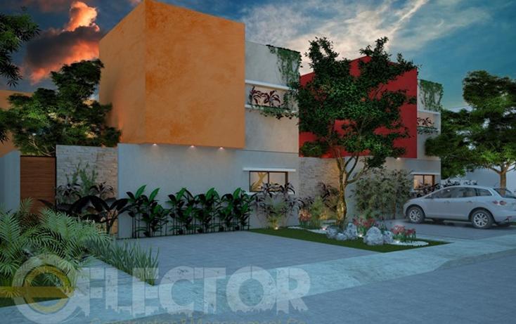 Foto de casa en venta en  , temozon norte, mérida, yucatán, 1550834 No. 01