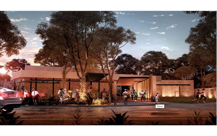 Foto de terreno habitacional en venta en  , temozon norte, m?rida, yucat?n, 1552882 No. 02