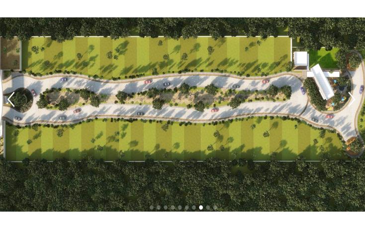 Foto de terreno habitacional en venta en  , temozon norte, m?rida, yucat?n, 1552882 No. 03