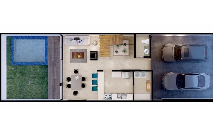 Foto de departamento en venta en  , temozon norte, mérida, yucatán, 1553466 No. 10
