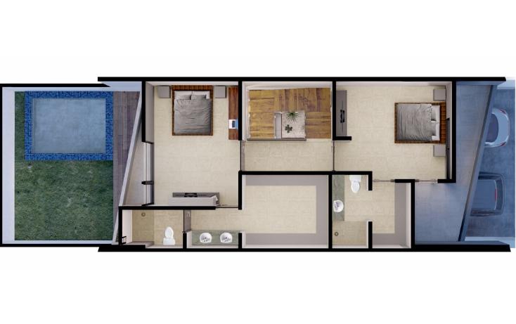 Foto de departamento en venta en  , temozon norte, mérida, yucatán, 1553466 No. 11