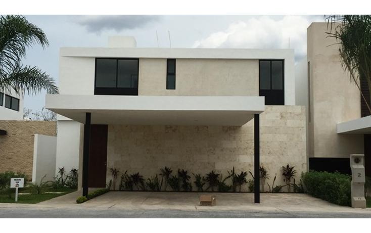 Foto de casa en venta en  , temozon norte, mérida, yucatán, 1553596 No. 01