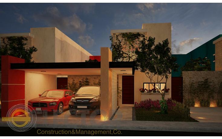 Foto de casa en condominio en venta en  , temozon norte, mérida, yucatán, 1555314 No. 01