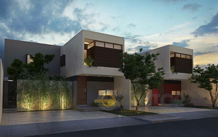 Foto de casa en venta en, temozon norte, mérida, yucatán, 1600450 no 01