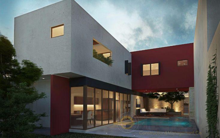 Foto de casa en venta en, temozon norte, mérida, yucatán, 1600450 no 02