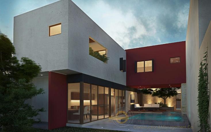 Foto de casa en venta en  , temozon norte, mérida, yucatán, 1600450 No. 02