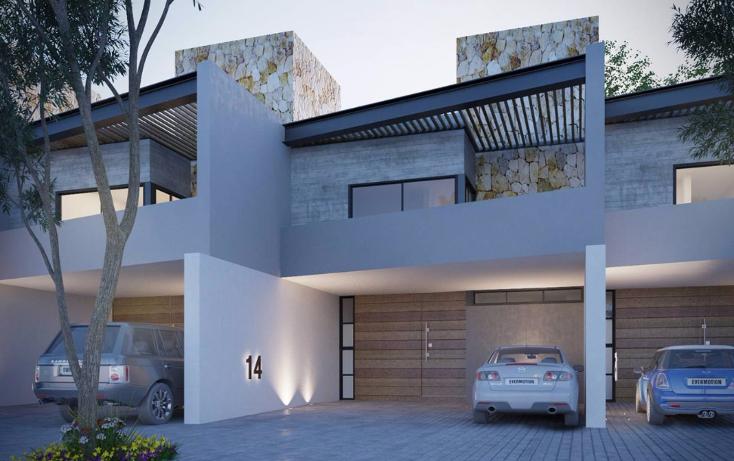 Foto de casa en venta en  , temozon norte, mérida, yucatán, 1603172 No. 03