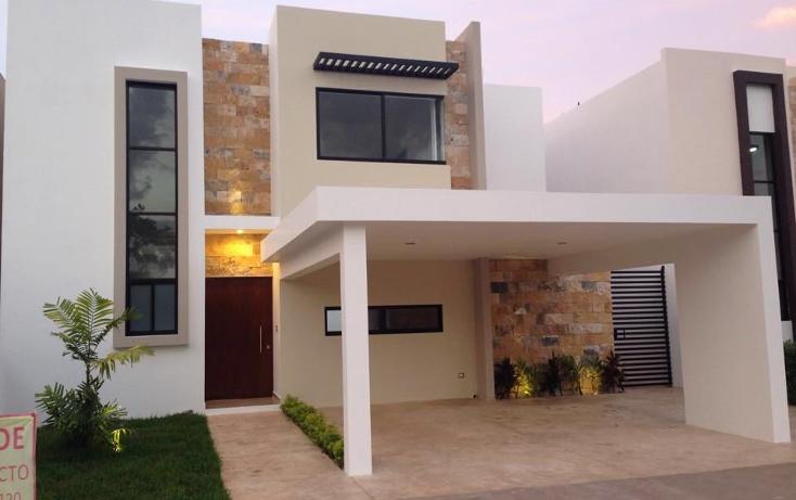 Foto de casa en venta en  , temozon norte, m?rida, yucat?n, 1604204 No. 01