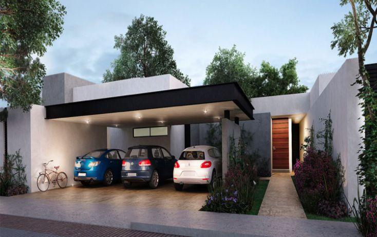 Foto de casa en condominio en venta en, temozon norte, mérida, yucatán, 1604212 no 01