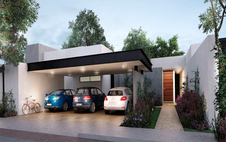 Foto de casa en venta en  , temozon norte, mérida, yucatán, 1604212 No. 01