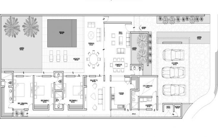 Foto de casa en condominio en venta en, temozon norte, mérida, yucatán, 1604212 no 07