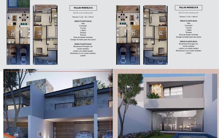 Foto de casa en venta en  , temozon norte, mérida, yucatán, 1605230 No. 01