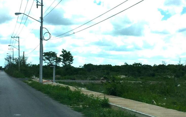 Foto de terreno habitacional en venta en  , temozon norte, m?rida, yucat?n, 1605878 No. 08