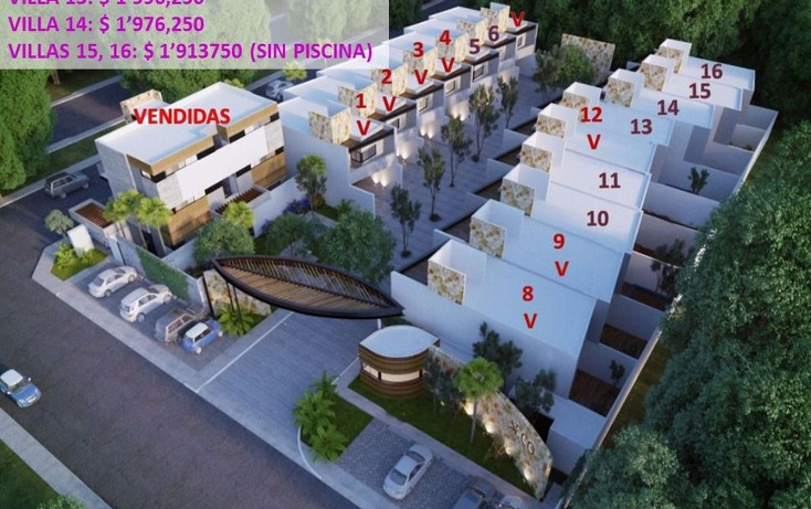 Foto de casa en venta en  , temozon norte, m?rida, yucat?n, 1621552 No. 08