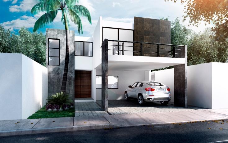 Foto de casa en venta en  , temozon norte, mérida, yucatán, 1627620 No. 01