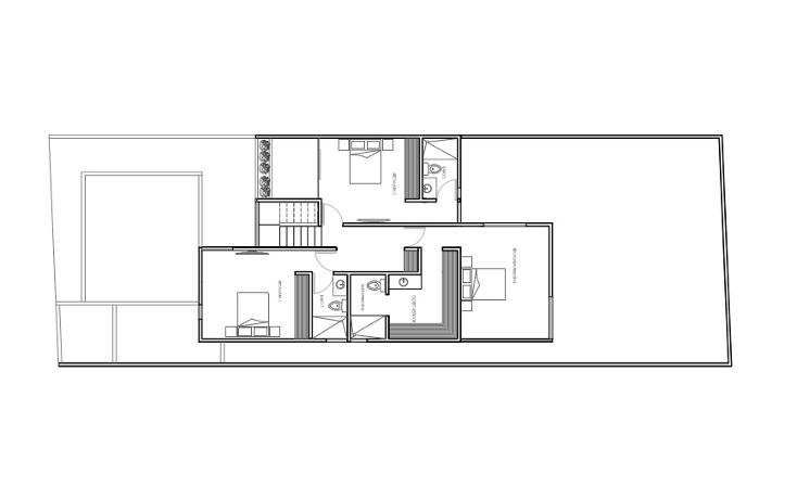 Foto de casa en venta en  , temozon norte, m?rida, yucat?n, 1627670 No. 07