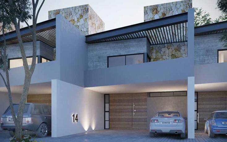 Foto de casa en venta en  , temozon norte, mérida, yucatán, 1630704 No. 01