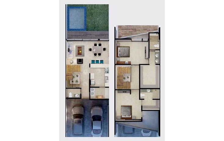 Foto de casa en venta en  , temozon norte, mérida, yucatán, 1630704 No. 05