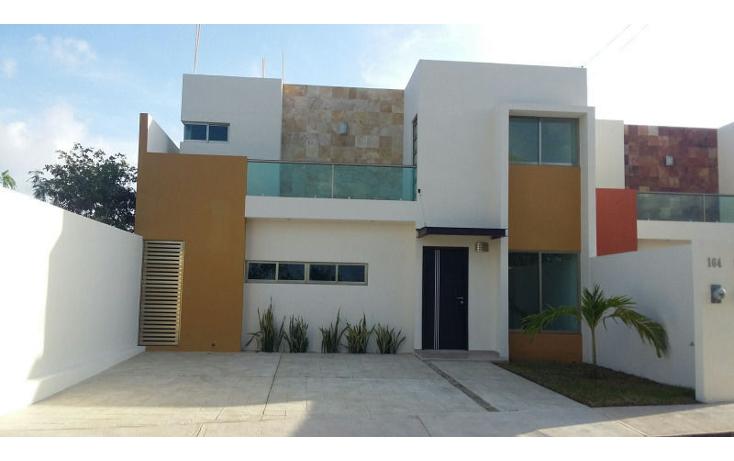 Foto de casa en venta en  , temozon norte, m?rida, yucat?n, 1631572 No. 01