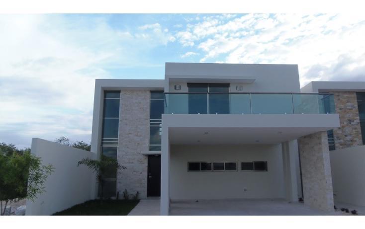 Foto de casa en venta en  , temozon norte, mérida, yucatán, 1631708 No. 01
