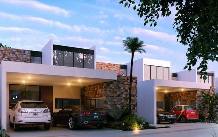Foto de casa en venta en  , temozon norte, mérida, yucatán, 1631986 No. 01