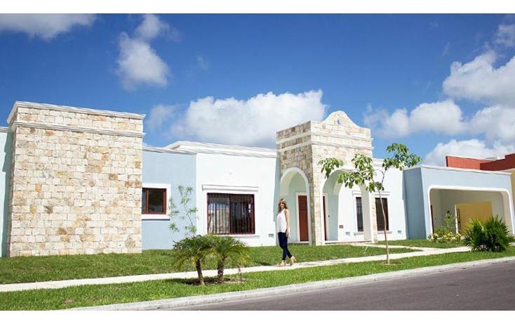 Foto de casa en venta en  , temozon norte, mérida, yucatán, 1632628 No. 01