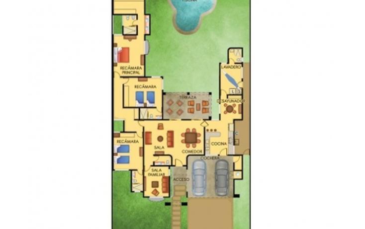 Foto de casa en venta en  , temozon norte, mérida, yucatán, 1632628 No. 06