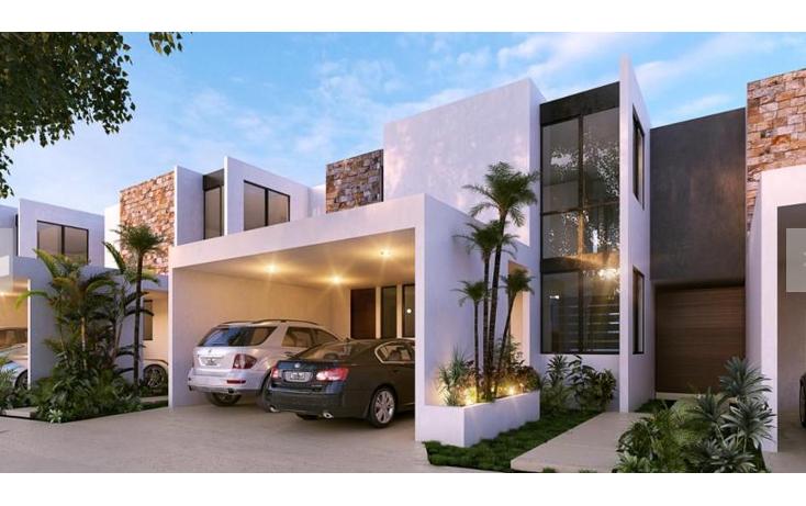 Foto de casa en venta en  , temozon norte, mérida, yucatán, 1633004 No. 01