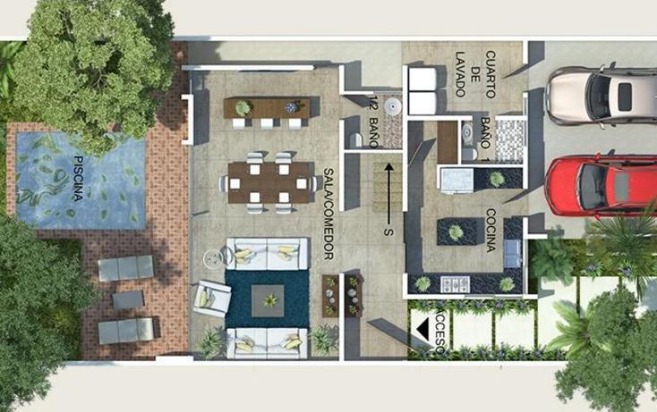 Foto de casa en condominio en venta en, temozon norte, mérida, yucatán, 1633004 no 02
