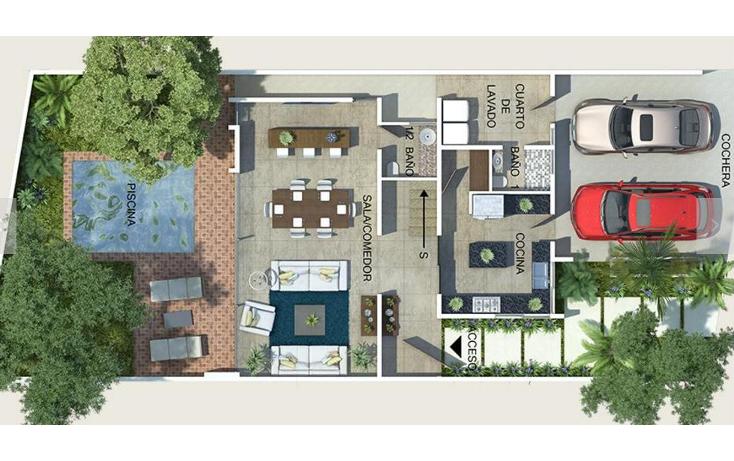 Foto de casa en venta en  , temozon norte, mérida, yucatán, 1633004 No. 02