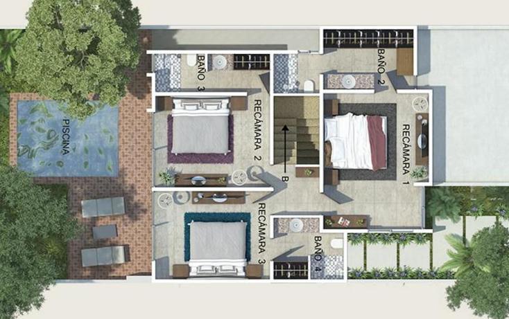 Foto de casa en condominio en venta en, temozon norte, mérida, yucatán, 1633004 no 03