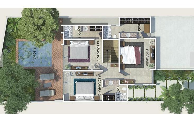 Foto de casa en venta en  , temozon norte, mérida, yucatán, 1633004 No. 03