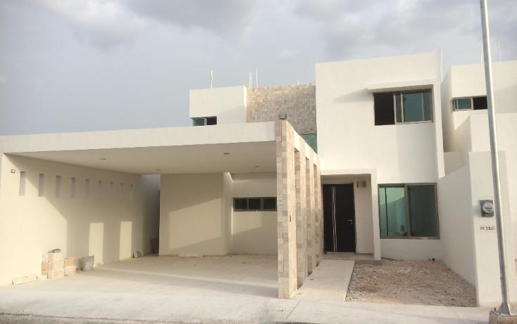 Foto de casa en venta en  , temozon norte, mérida, yucatán, 1637606 No. 01