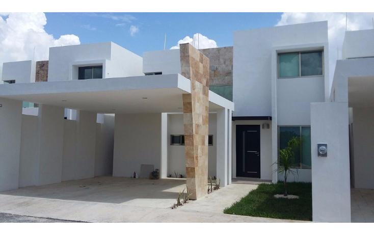 Foto de casa en venta en  , temozon norte, mérida, yucatán, 1637606 No. 04