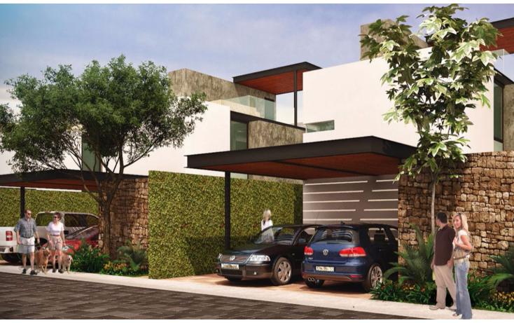 Foto de casa en venta en  , temozon norte, mérida, yucatán, 1639862 No. 01