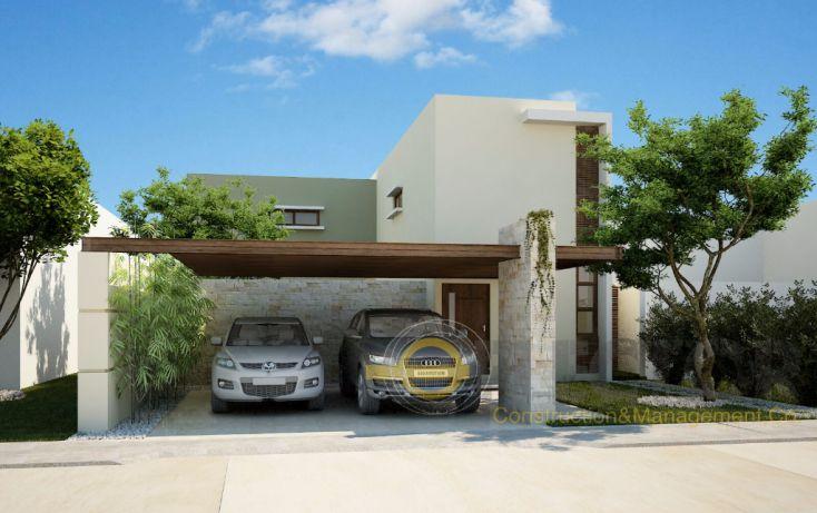 Foto de casa en condominio en venta en, temozon norte, mérida, yucatán, 1640150 no 03