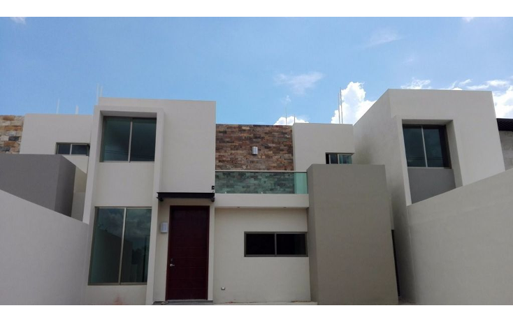 Foto de casa en venta en  , temozon norte, mérida, yucatán, 1641866 No. 01
