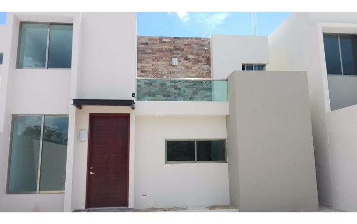Foto de casa en venta en  , temozon norte, mérida, yucatán, 1641866 No. 02