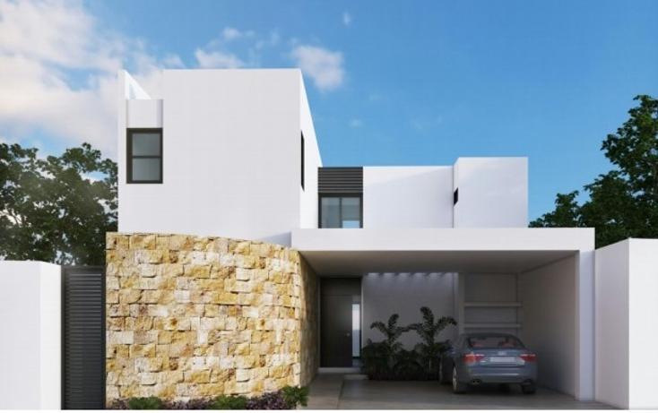 Foto de casa en venta en  , temozon norte, mérida, yucatán, 1645340 No. 01