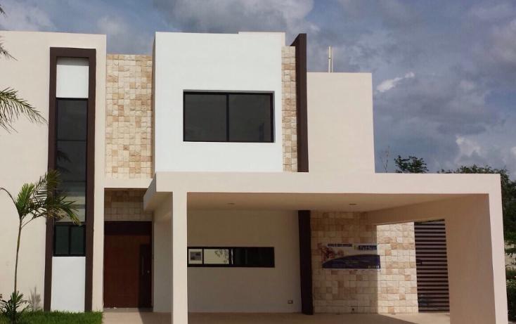 Foto de casa en venta en  , temozon norte, mérida, yucatán, 1646730 No. 01