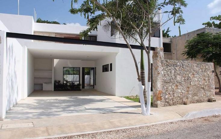 Foto de casa en venta en  , temozon norte, mérida, yucatán, 1661432 No. 01
