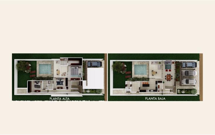 Foto de casa en venta en  , temozon norte, m?rida, yucat?n, 1661446 No. 02