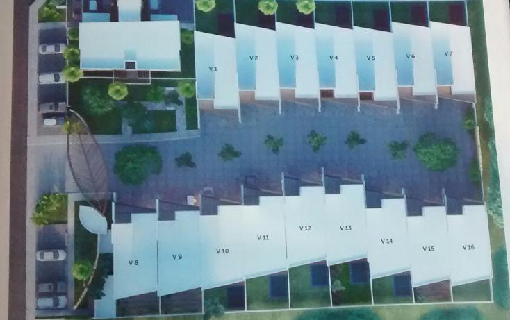 Foto de departamento en venta en  , temozon norte, mérida, yucatán, 1661714 No. 02