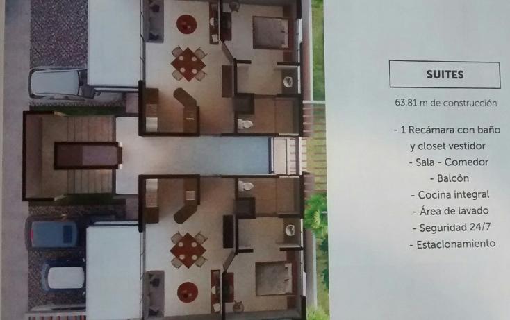 Foto de departamento en venta en  , temozon norte, mérida, yucatán, 1661714 No. 04