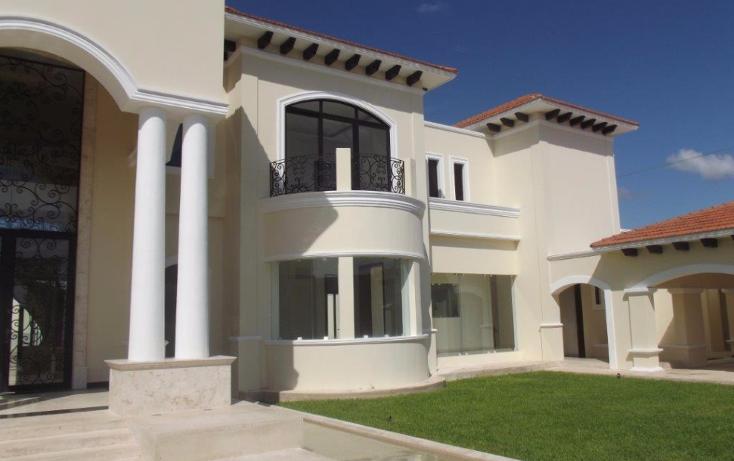 Foto de casa en venta en  , temozon norte, mérida, yucatán, 1662576 No. 01