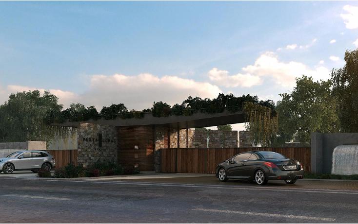 Foto de terreno habitacional en venta en  , temozon norte, m?rida, yucat?n, 1663556 No. 01